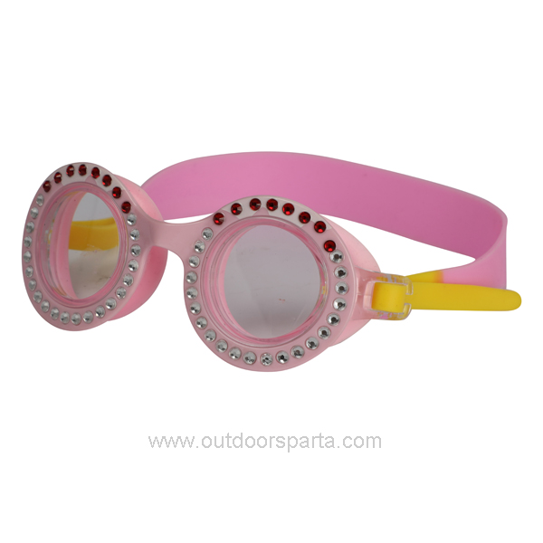 Kids swimming goggles(CF-028B)round frame